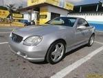 Mercedes Benz Clase SLK 230 Kompresor - Sincronico