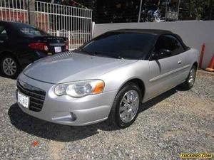 Chrysler Sebring Limited Convertible - Automatico