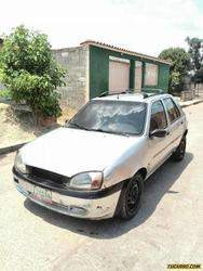 Ford Fiesta 4P - Sincronico