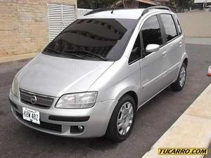 Fiat Idea HLX (Sin ABS) - Sincronico