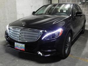 Mercedes Benz Clase C LUXURY